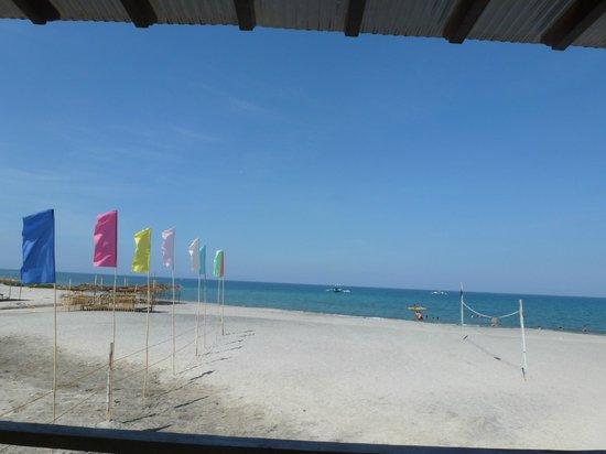 La Vista Hotel Beach Resort View From Restaurant