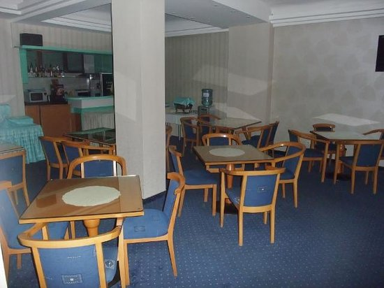 Skopje Hotel Tim's: restaurant