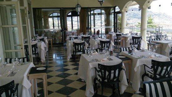 Quinta Das Vistas Palace Gardens : La Belle Terrace