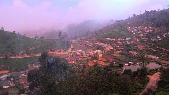 Heritance Tea Factory: Sunset