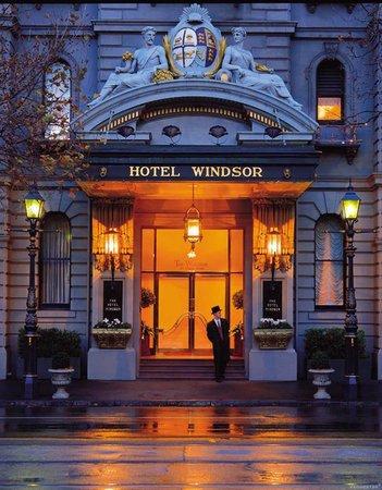 The Windsor's Cricketer's Bar
