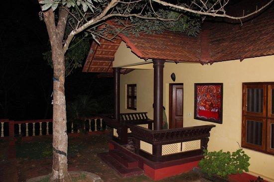 Neelambari Resort & Spa: Night view
