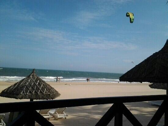 Ocean Star Resort: вид из бунгало