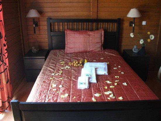 Villas Praia Grande: Bedroom