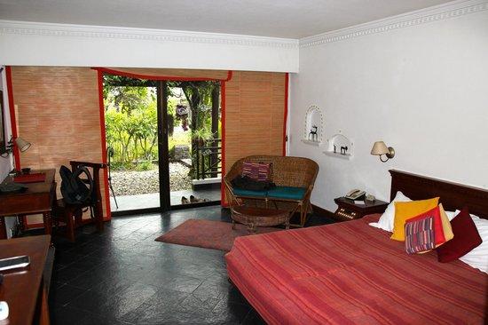 Shangri-La Village Pokhara: Room
