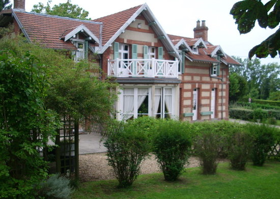 La Villa des Rosiers: Notre Villa