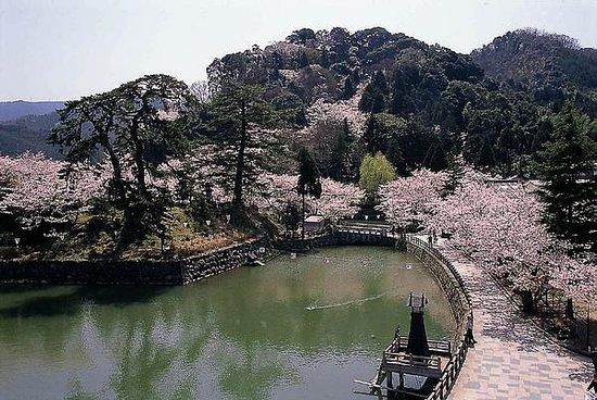 Shikano Castle Site Park