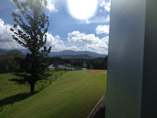 Tweed Regional Gallery & Margaret Olley Art Centre: another framed view