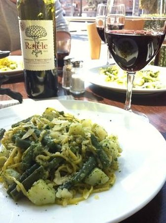 Di Vino Bistro: Basil Pesto
