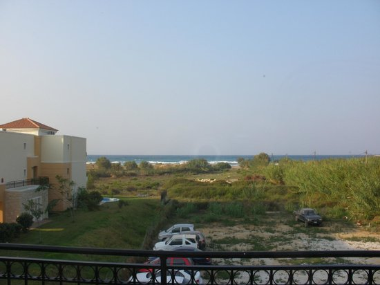 Chrispy World: View from room with seaview