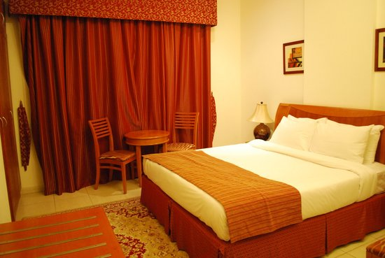 La Villa Najd: bedroom1