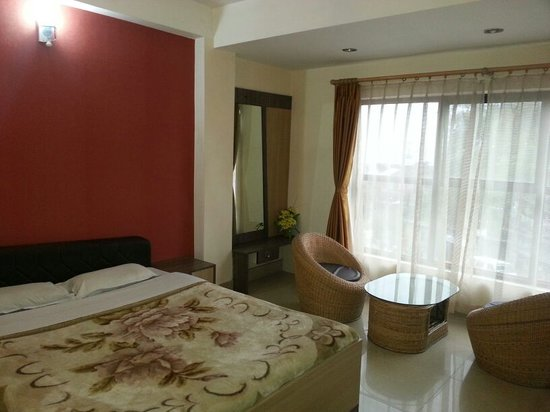 Hotel Mountain View: Room interior