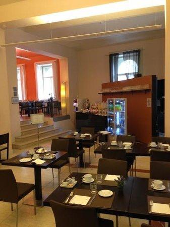 Eurostars David: cafeteria