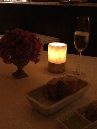 Rossini's: sparkling wine