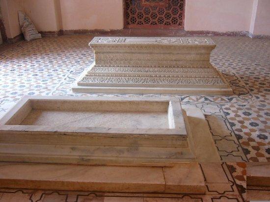 Mariam's Tomb Photo
