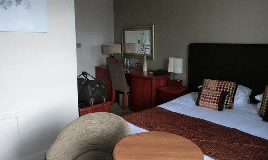 "The George Hotel: Standard ""Small Double"" Room"