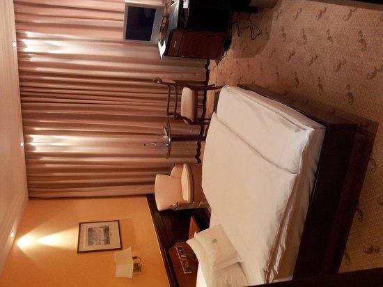 Insel-Hotel: room