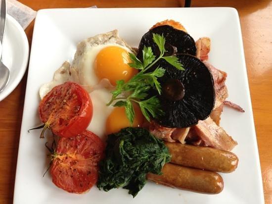 Reflections Restaurant : big breakfast