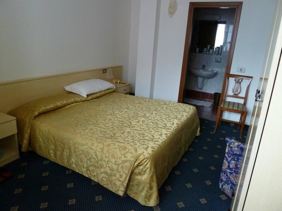 Hotel Royal: gutes Bett