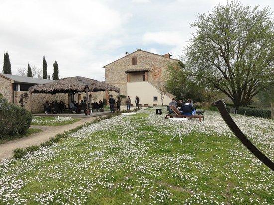 Relais Castel Bigozzi: struttura