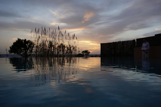 The Westin Resort, Costa Navarino: Sunset