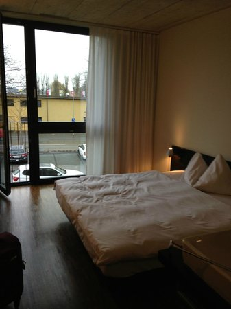 Hotel Kreuzlingen am Hafen: Zimmer