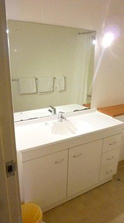 Grosvenor Hotel : bagno