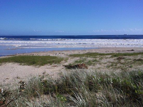 The Cape Beach House: Strand