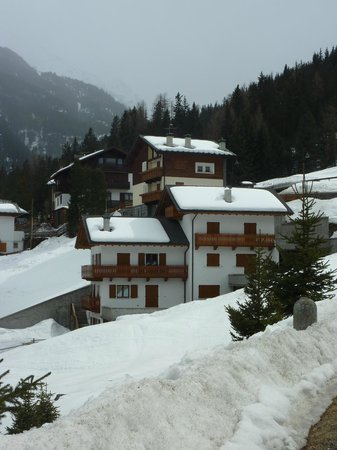 Residence Chalet Bucaneve: View of Chalet Bucaneve