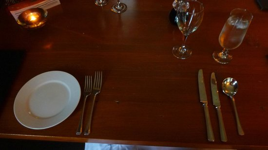 Ginger and Garlic Restaurant: la tavola