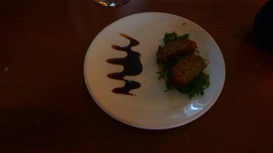 Ginger and Garlic Restaurant: la piccola entree
