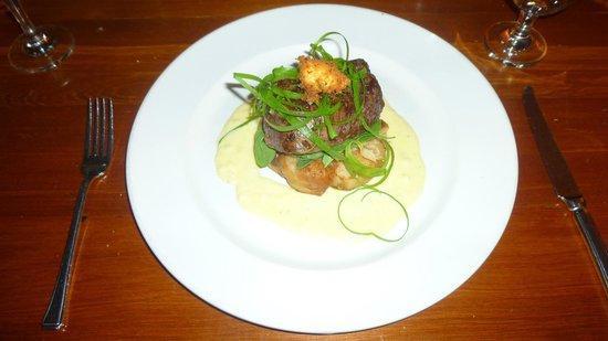 Ginger and Garlic Restaurant: il filetto