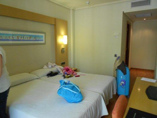 Abba Rambla Hotel: kamer