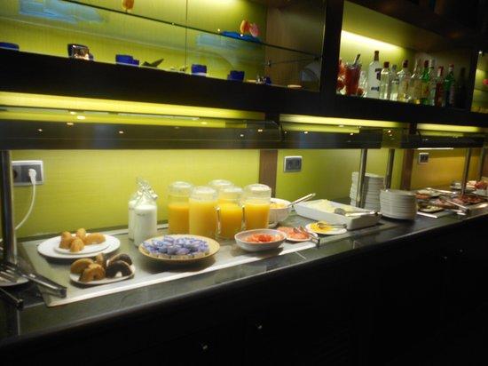 Abba Rambla Hotel: ontbijt