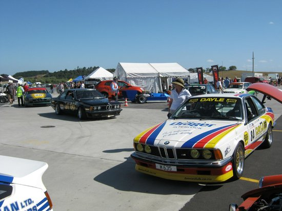 Hampton Downs MotorSport Park: New Zealand Festival of Motor Racing at Hampton Downs.