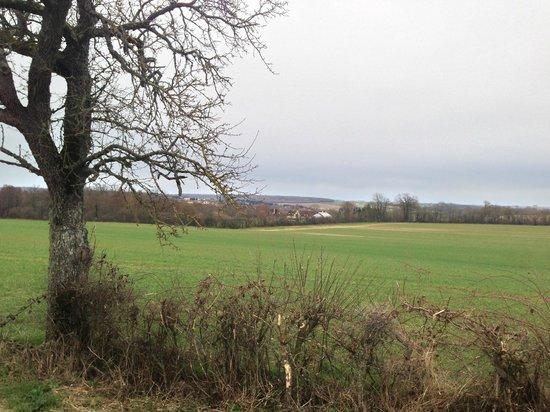 La Borde: Walking around the property