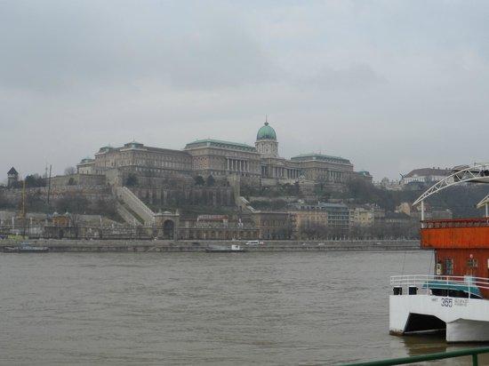 Sofitel Budapest Chain Bridge: Royal Palace