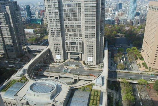 Keio Plaza Hotel To Tokyo Station
