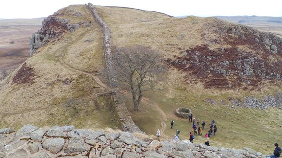 "Thats a nice bit of brickwork !! - ヘキサム、Walltown Crags - Hadrian's Wallの写真写真: ""Thats a nice bit of brickwork !!"""