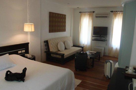 Boracay Beach Resort: Garden View Suites