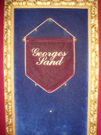Villa Royale : Georges Sands