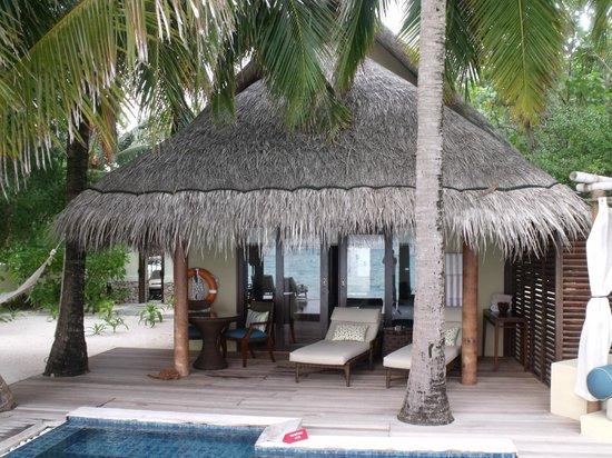 Taj Exotica Resort & Spa: view of room
