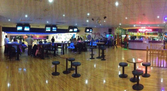 Perks Entertainment Centre : AMF Bowling