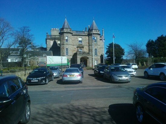 my very own castle - Picture of Dalmahoy Hotel & Country