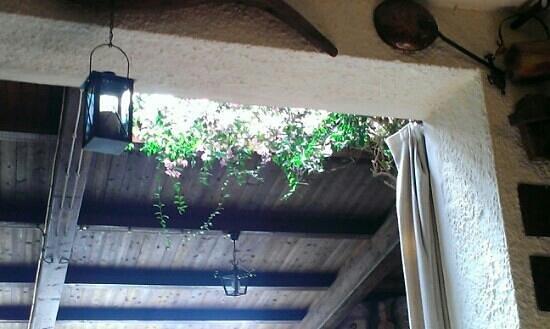 Ristorante Al Castello: interno..