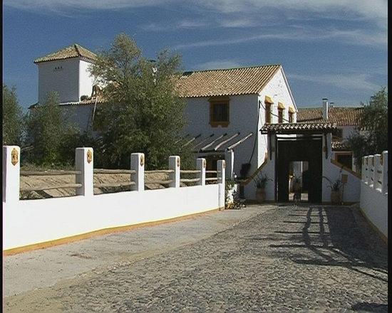 Cortijo del Duque: Rural accommodation entrance