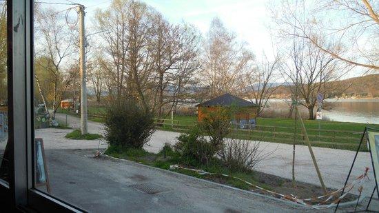 Pirolino: vista dal dehor