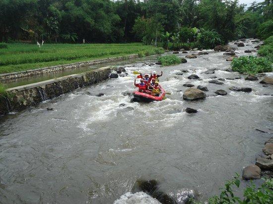 Pemalang Rafting (Rafting Rompang River)