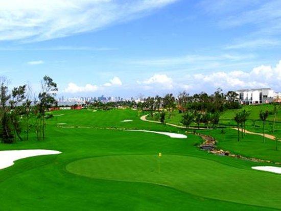 Hainan West Coast Golf Course Photo