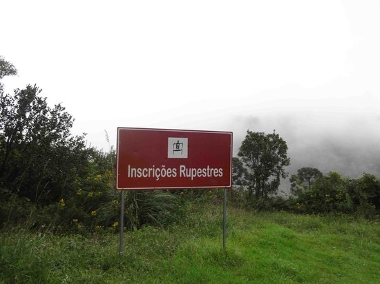 Inscricoes Rupestres